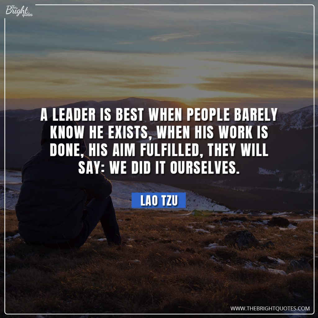 famous leadership quotes by abraham lincoln