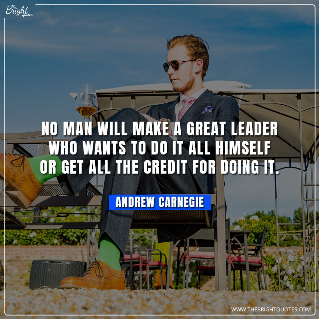 the best leadership quotes