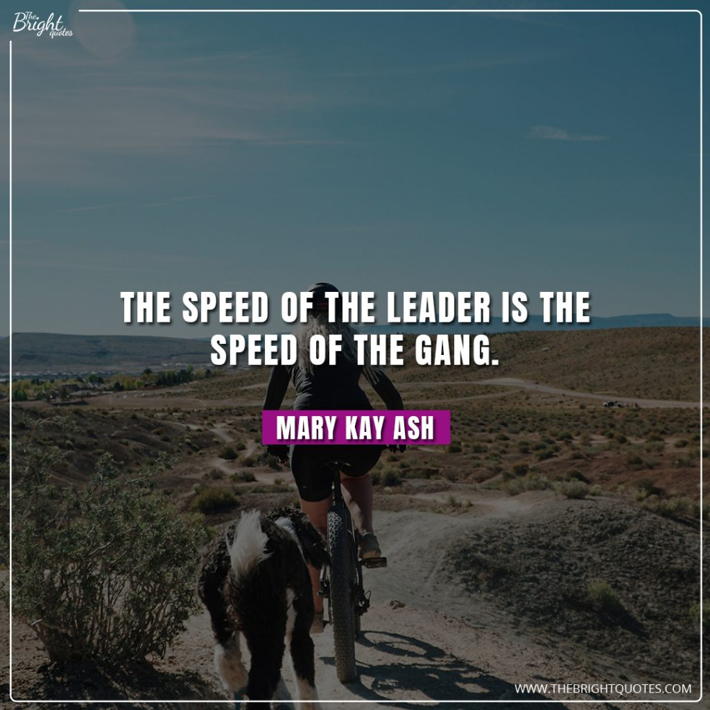 leadership famous quotes