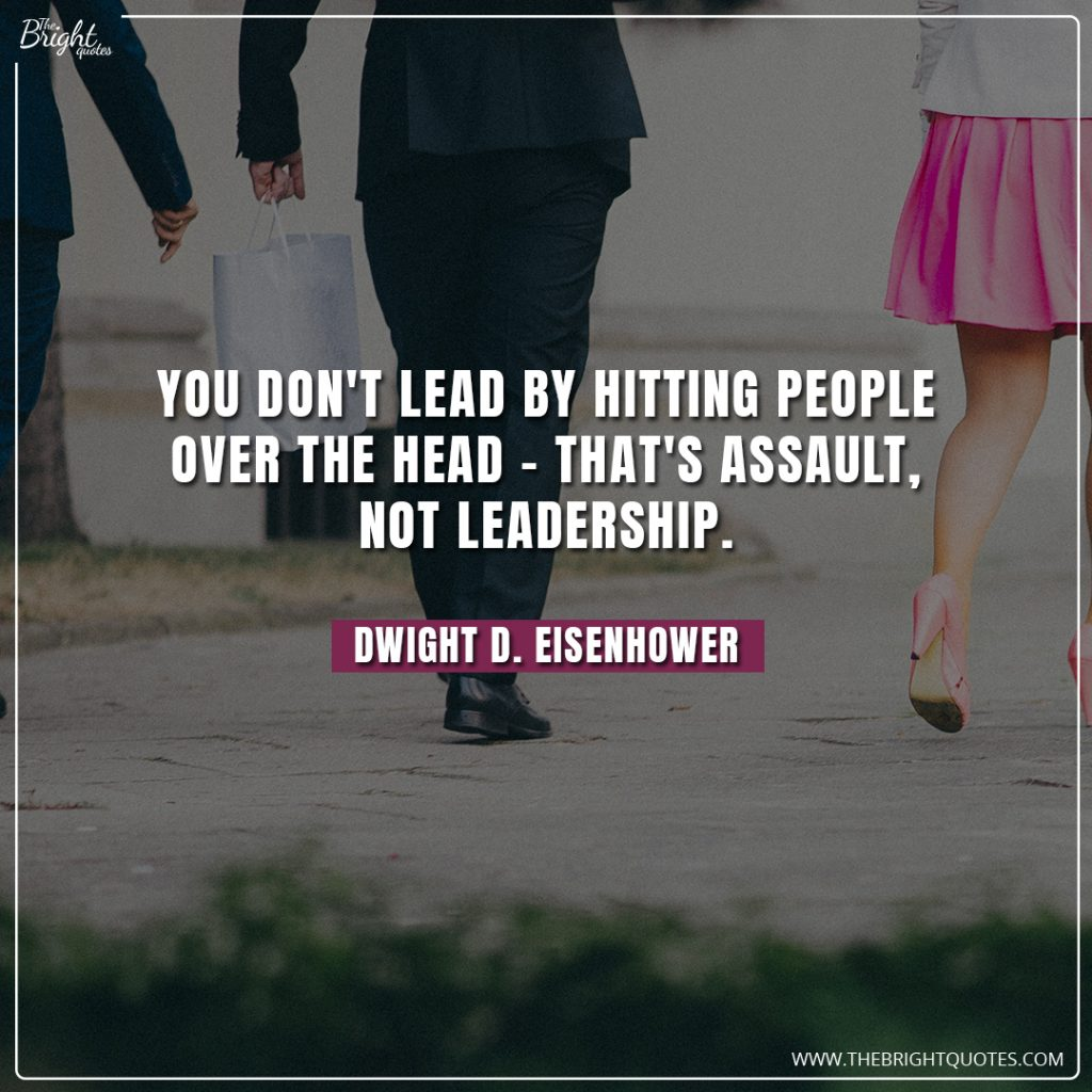 good quotes on leadership