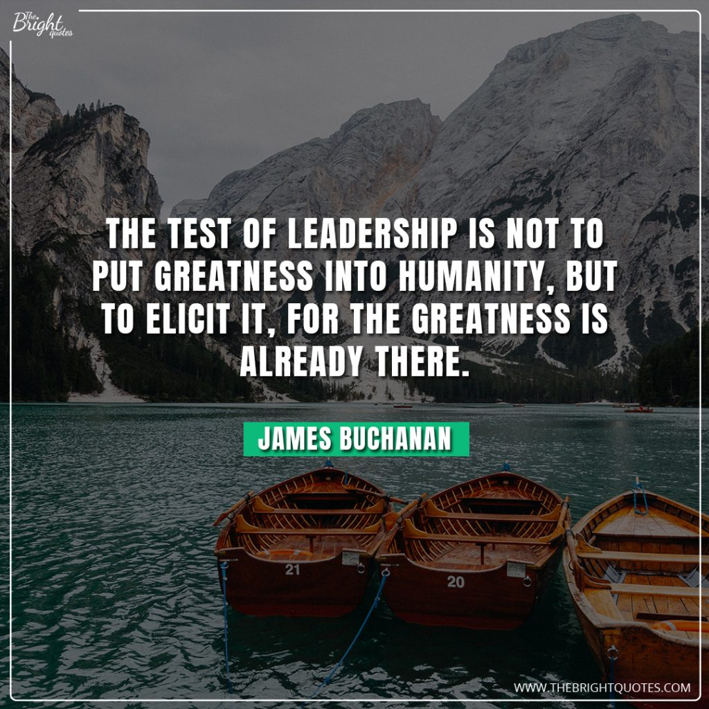 leadership quotes famous