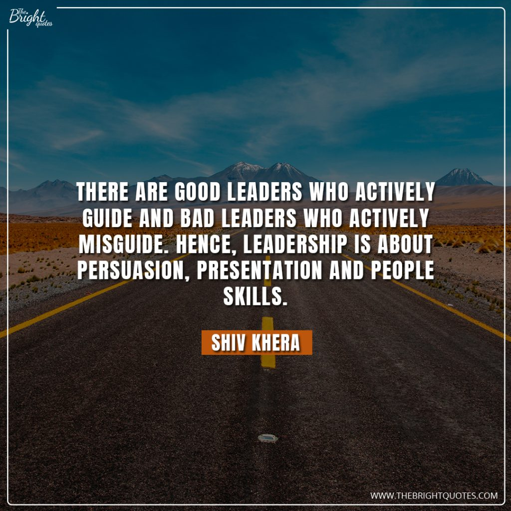 quotes in leadership
