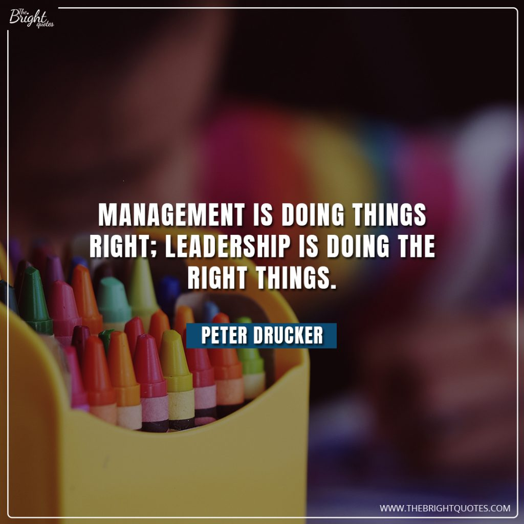 quotes of leadership
