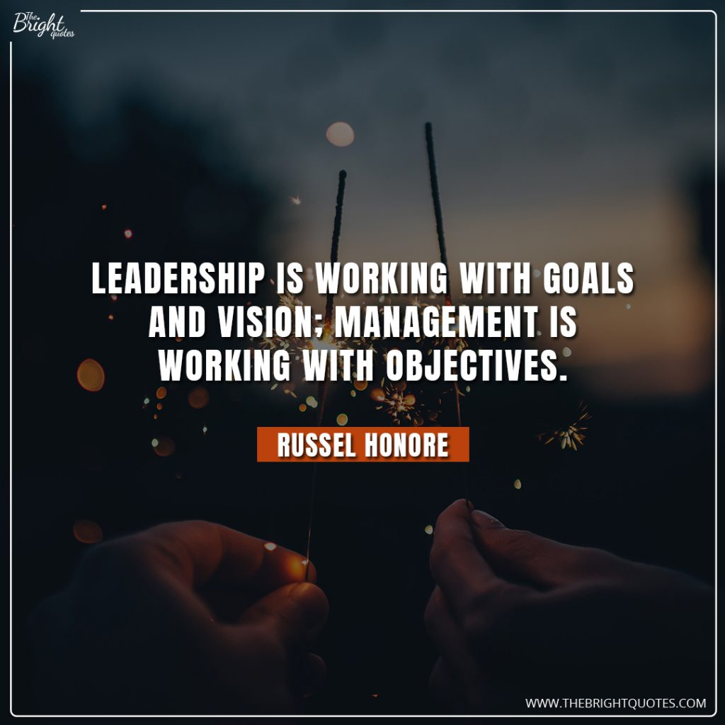 leadership and character quotes