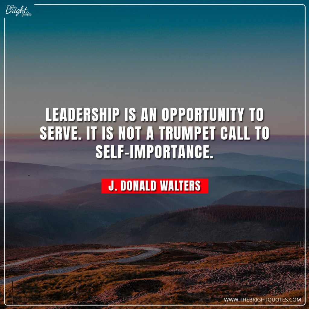 quotes on leadership and character