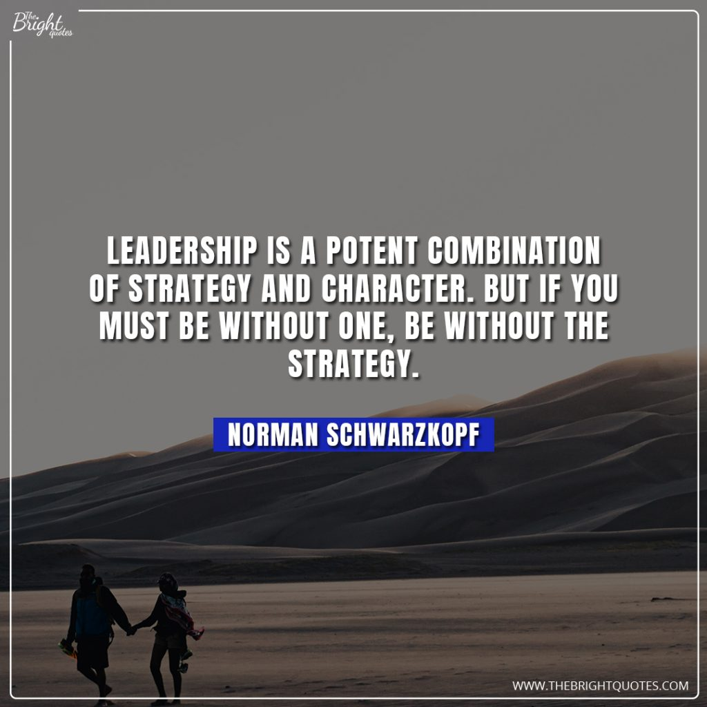 long leadership quotes