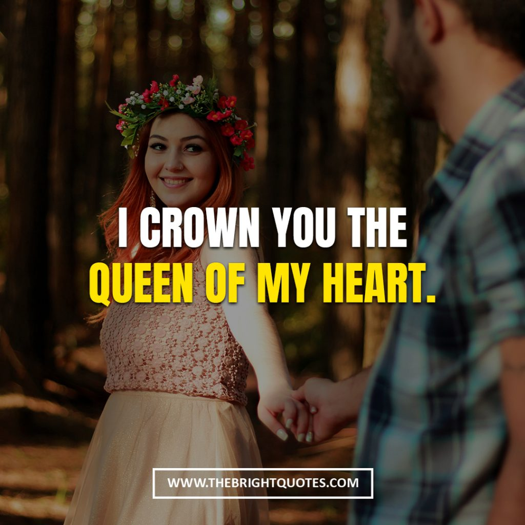 most romantic quotes to express her your love