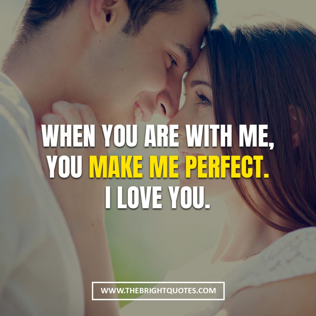 love quote for her to express your feelings