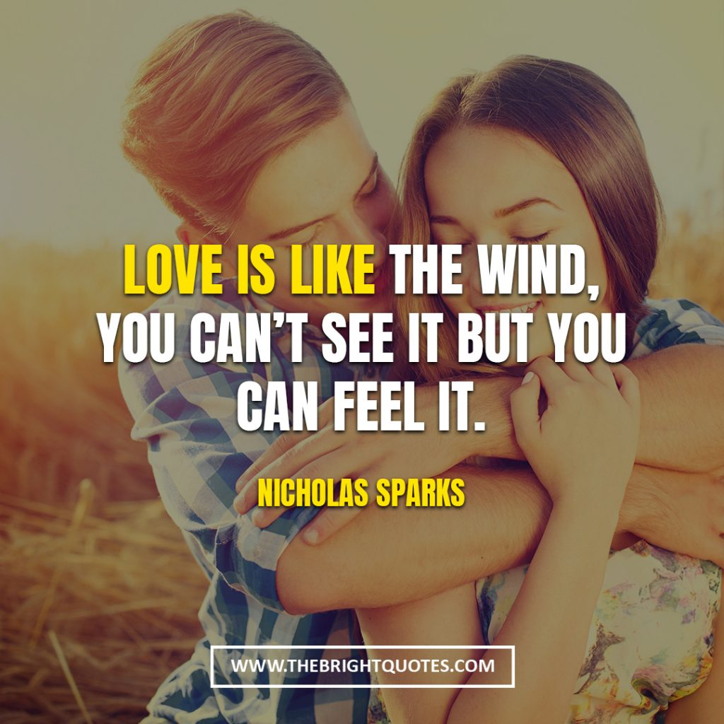 inspiring love quote for her