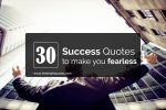 success quotes that will make you fearless featured image