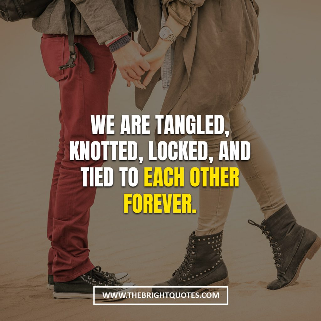 love quotes for her to make her feel cherished