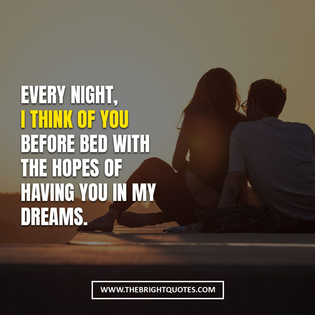 night love quotes for her