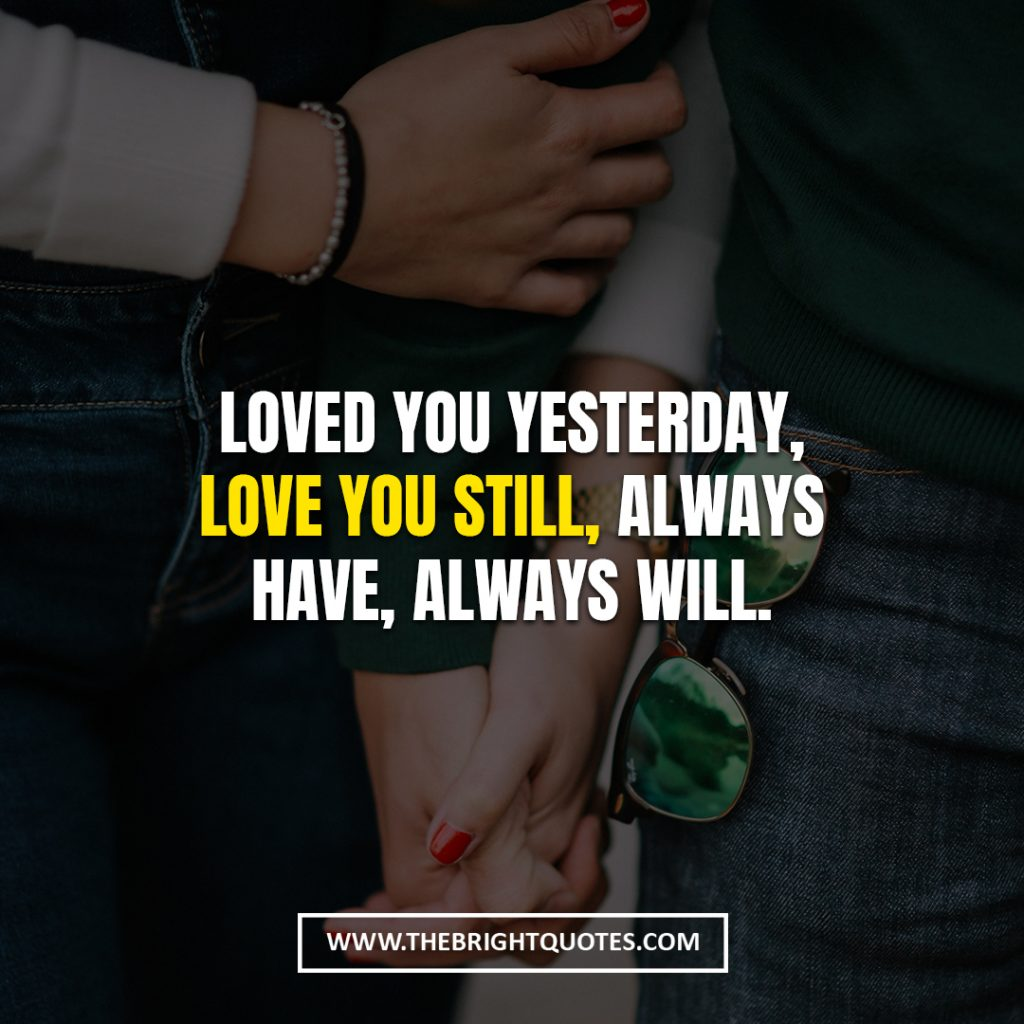 always love you quotes for her