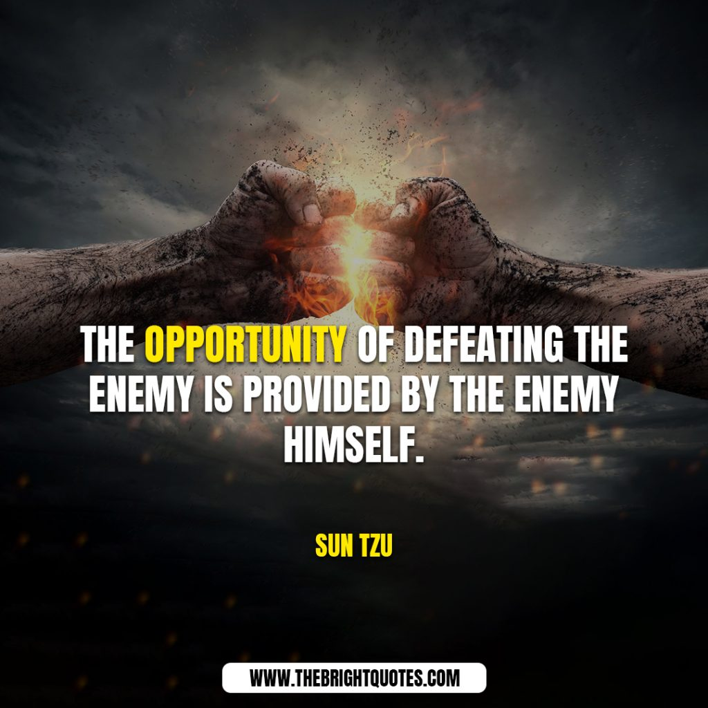 art of war quotes