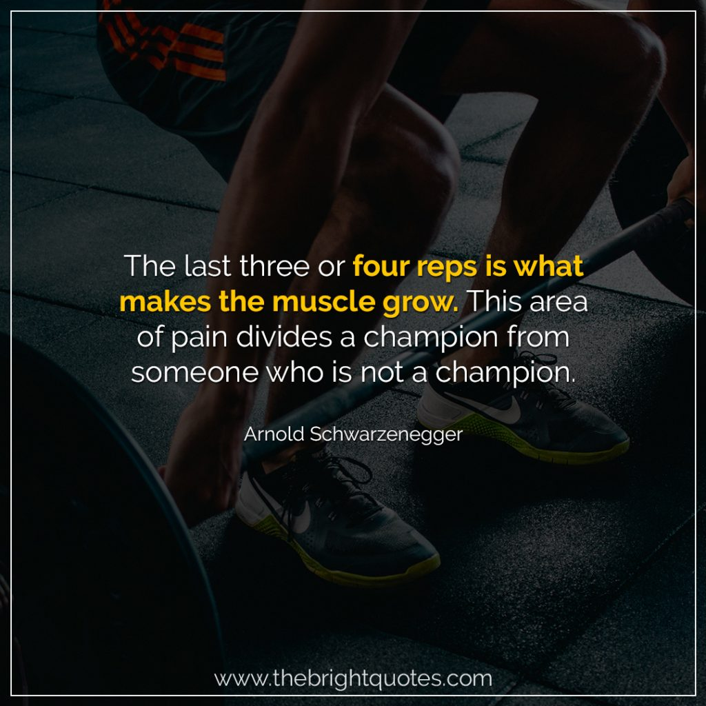 motivational exercise quotes