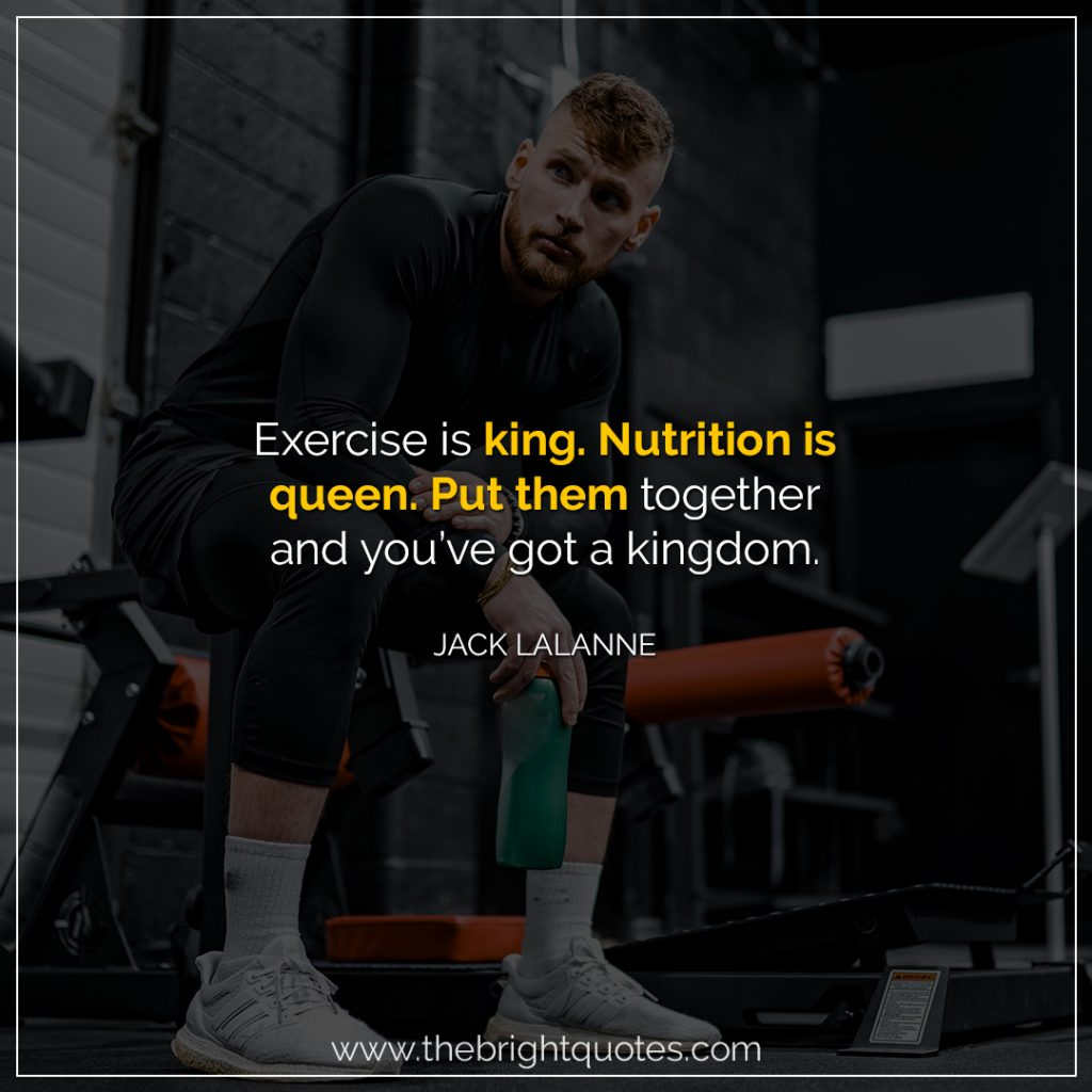 exercise quotes funny motivational