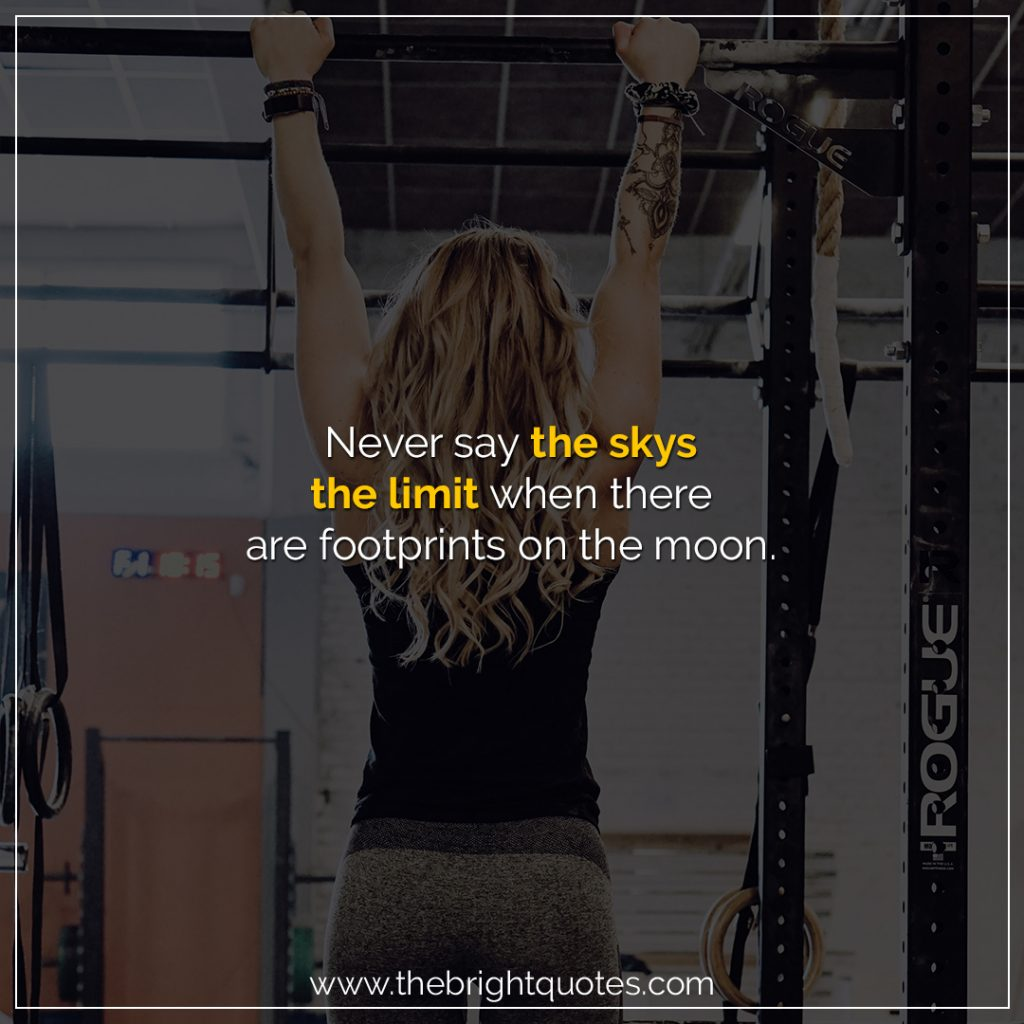 women's day fitness quotes