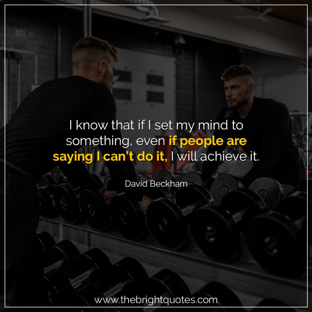 short fitness sayings