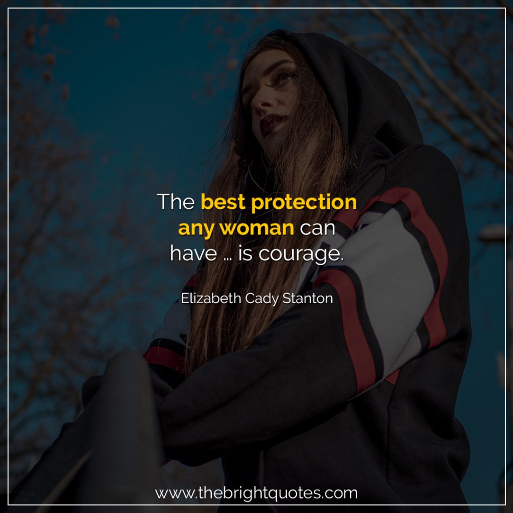 courageous woman quotes