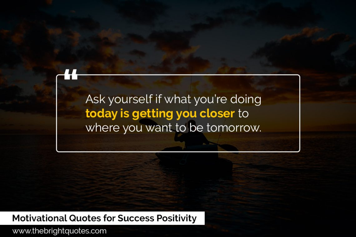 Motivational Quotes for Success Positivity featured image