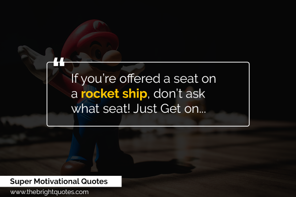 super motivational quotes