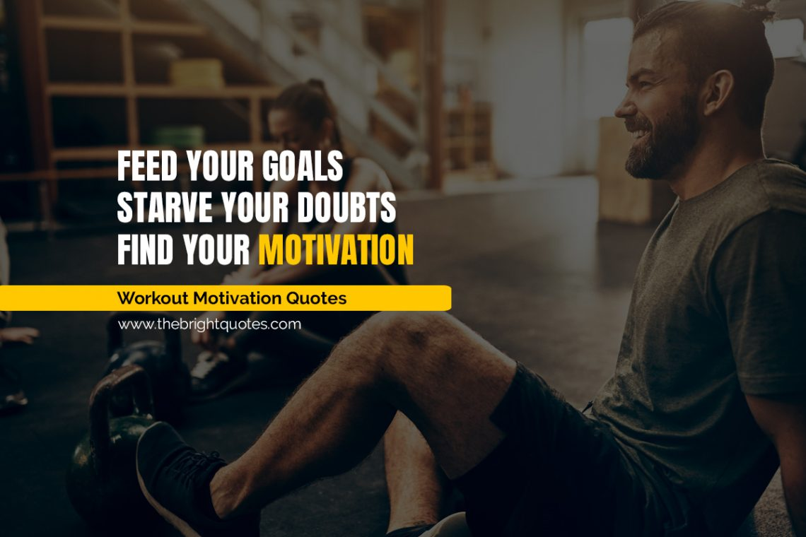 workout motivation quotes featured image