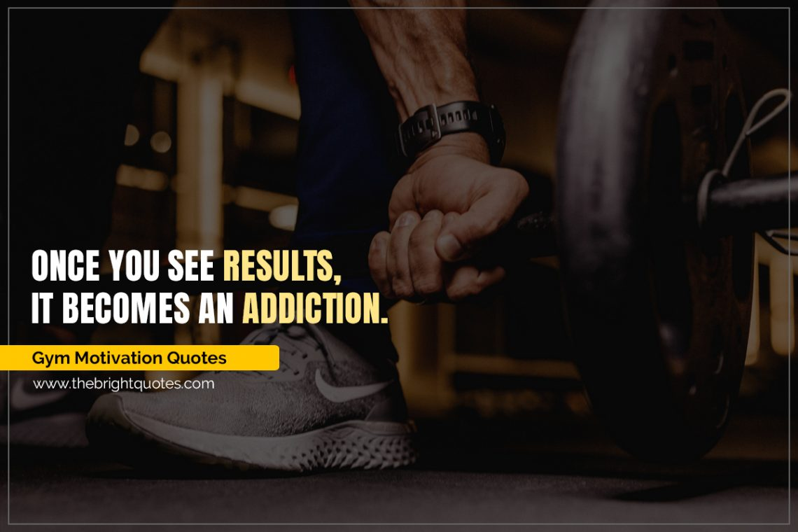 gym motivation quotes for workout