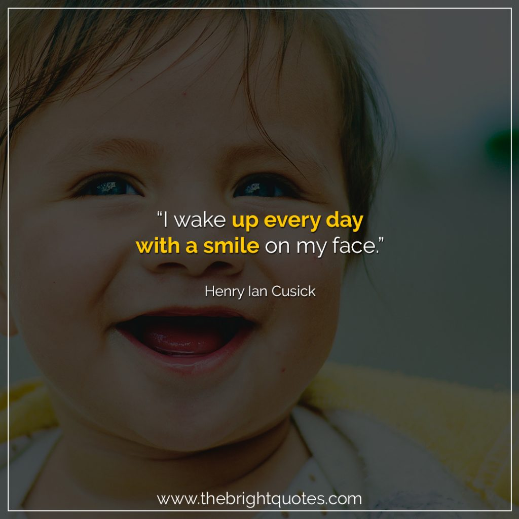 smile and laugh quotes