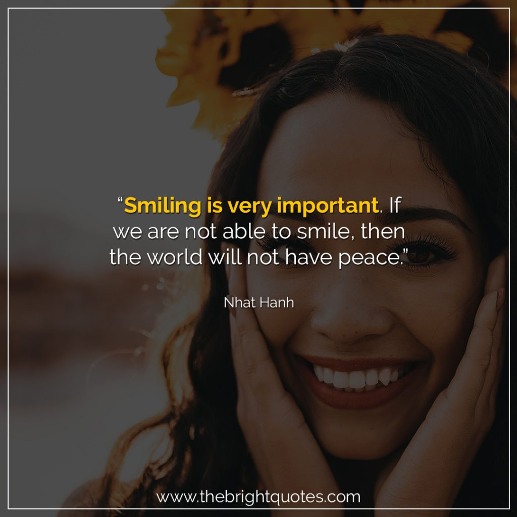 adorable smile quotes