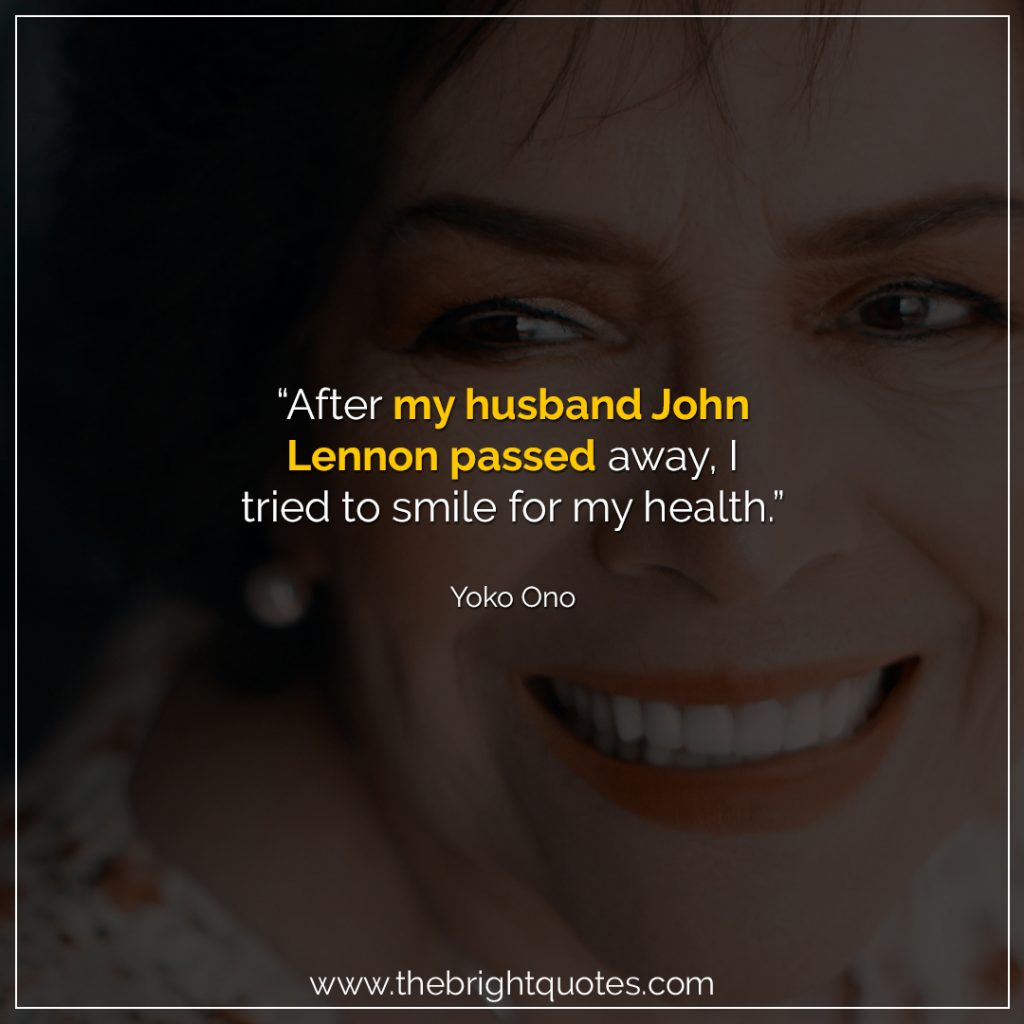 positive quotes on smile