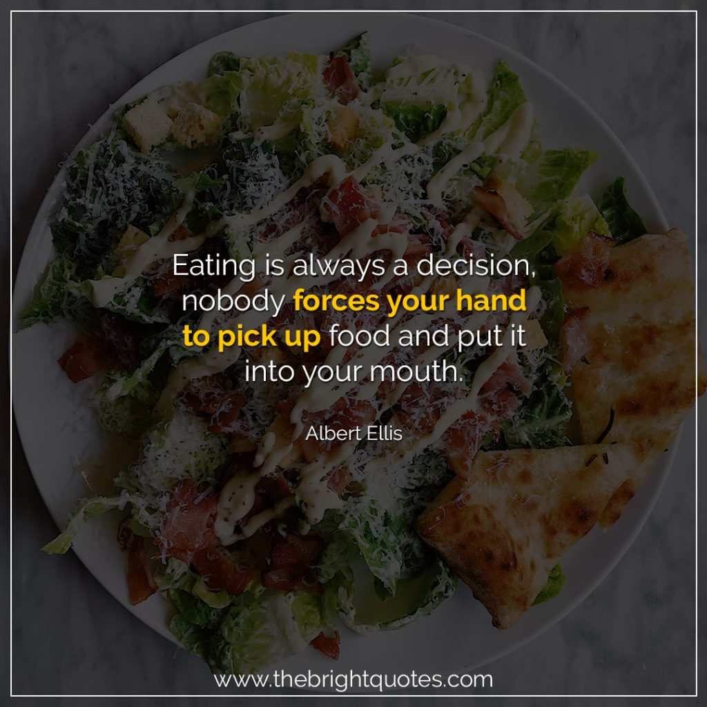 eat healthy live healthyquotes
