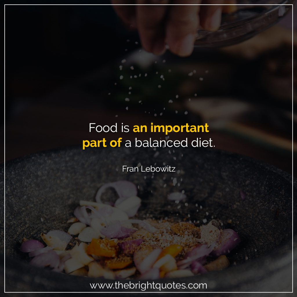 quotesabout eating well