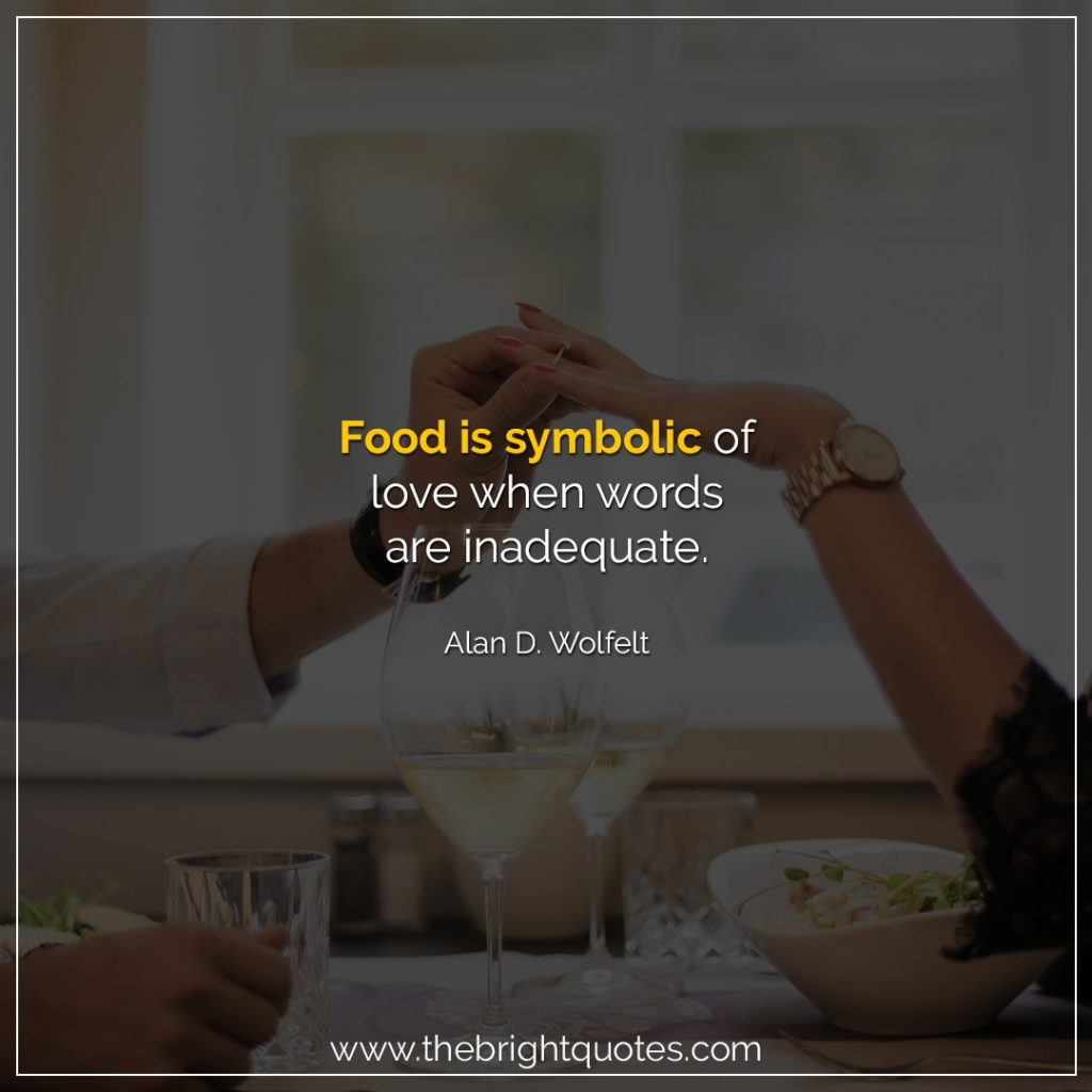 short cookingquotes
