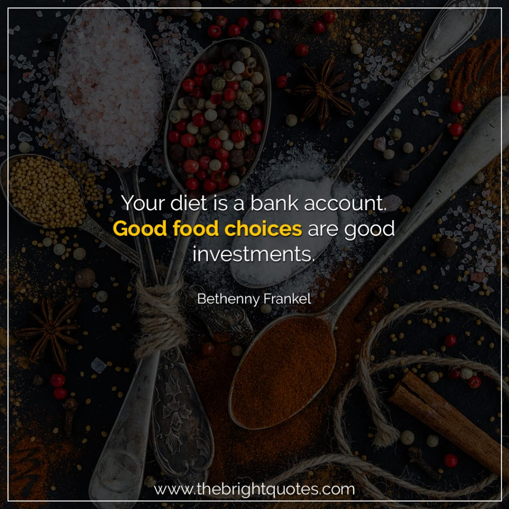 cutefood quotes