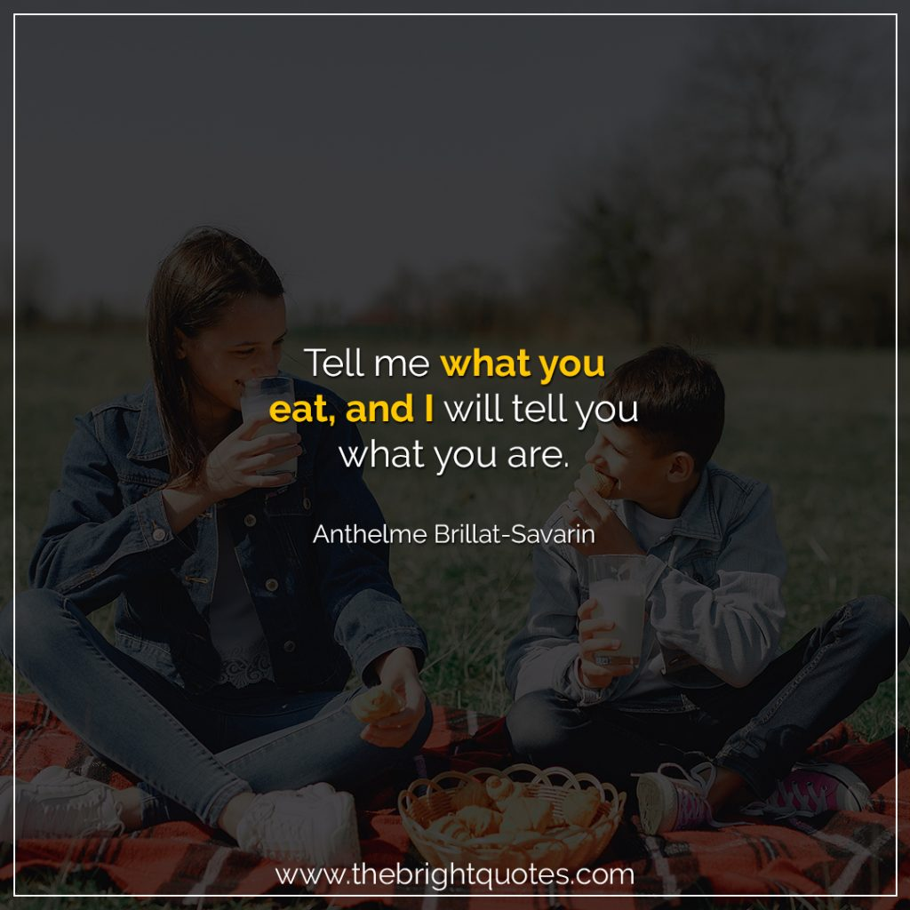 grateful forfood quotes