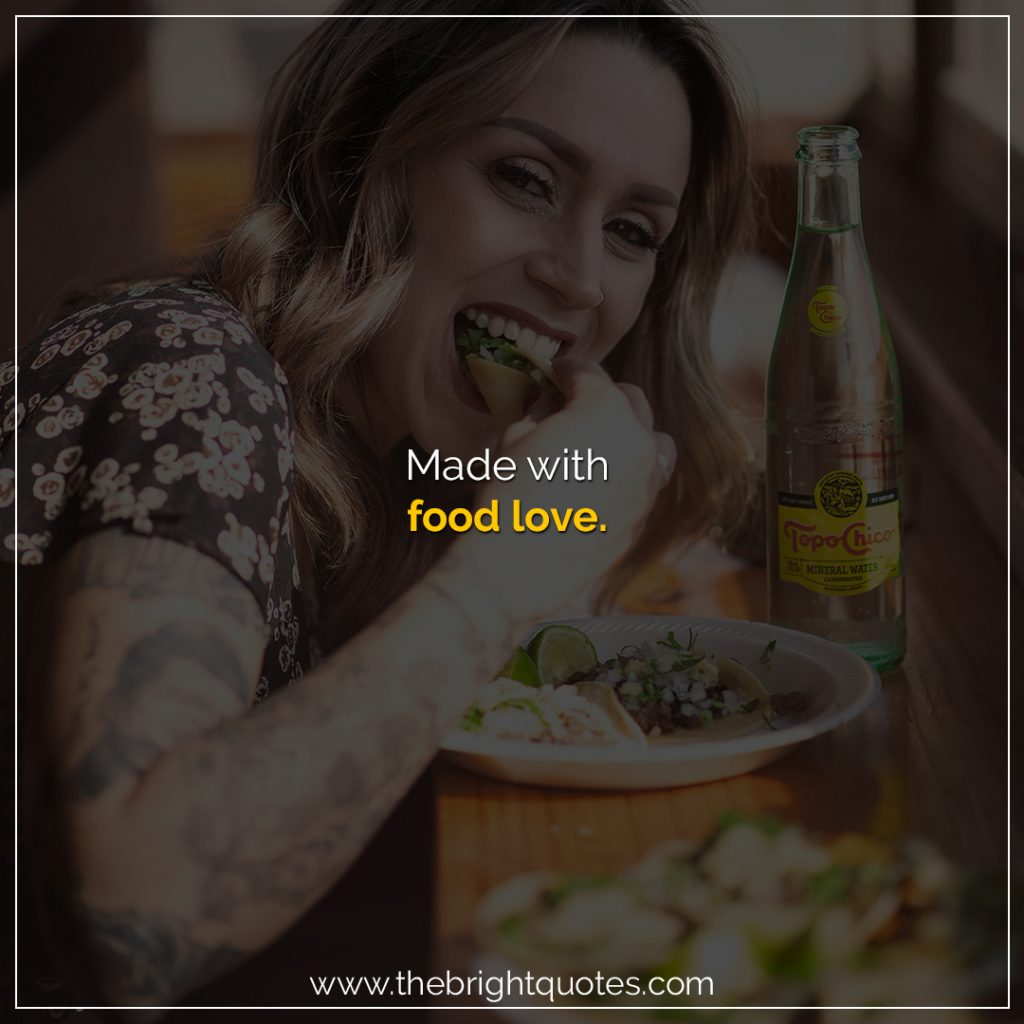 quotes on healthy foodvs junkfood