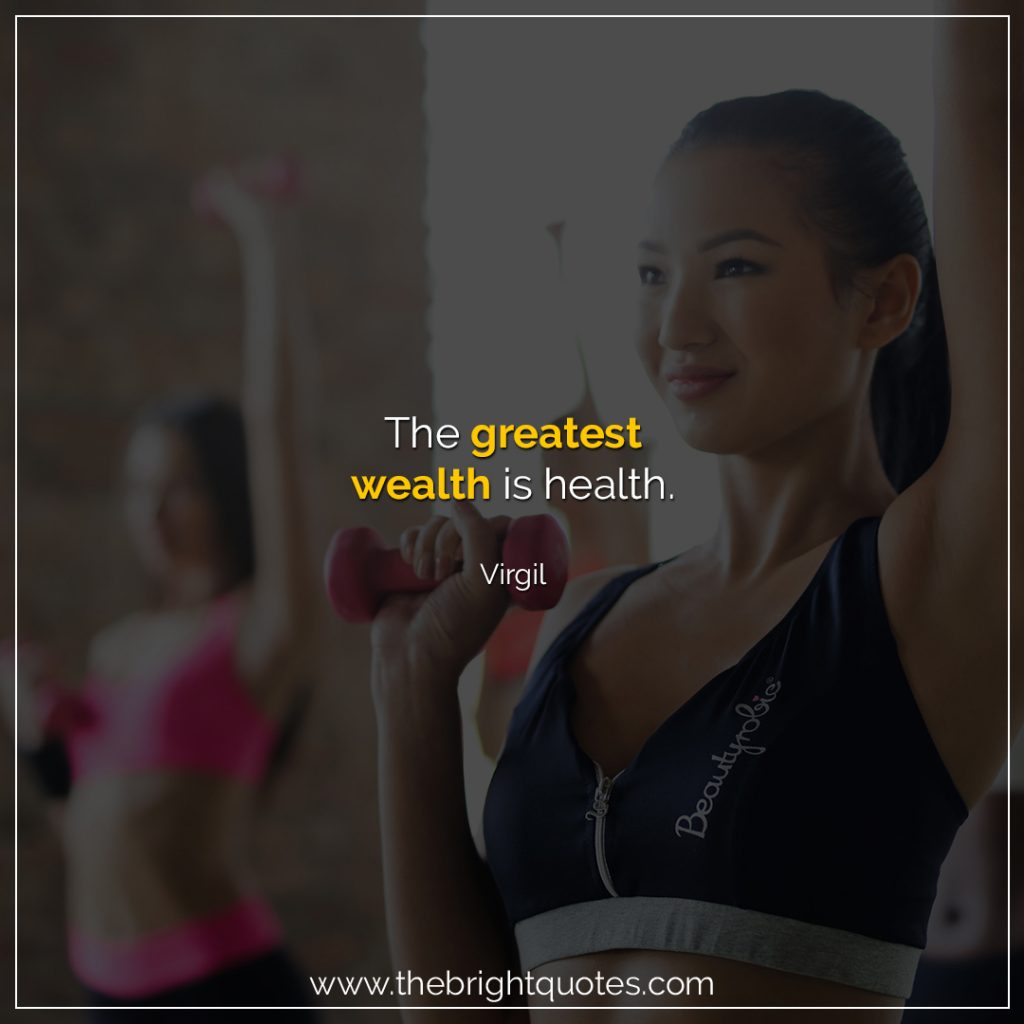 quotesonhealthby famous personalities