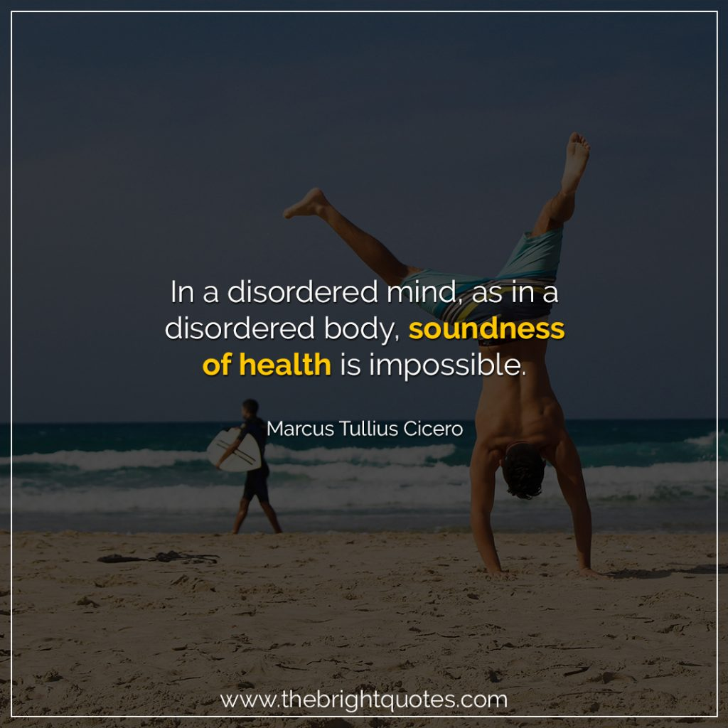 inspirational quotes about health and wellness