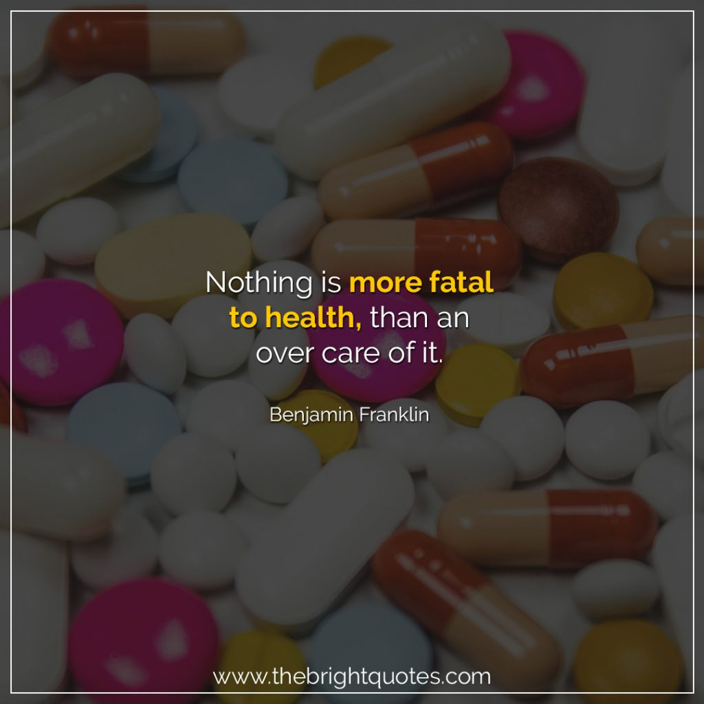 funny health and wellness quotes