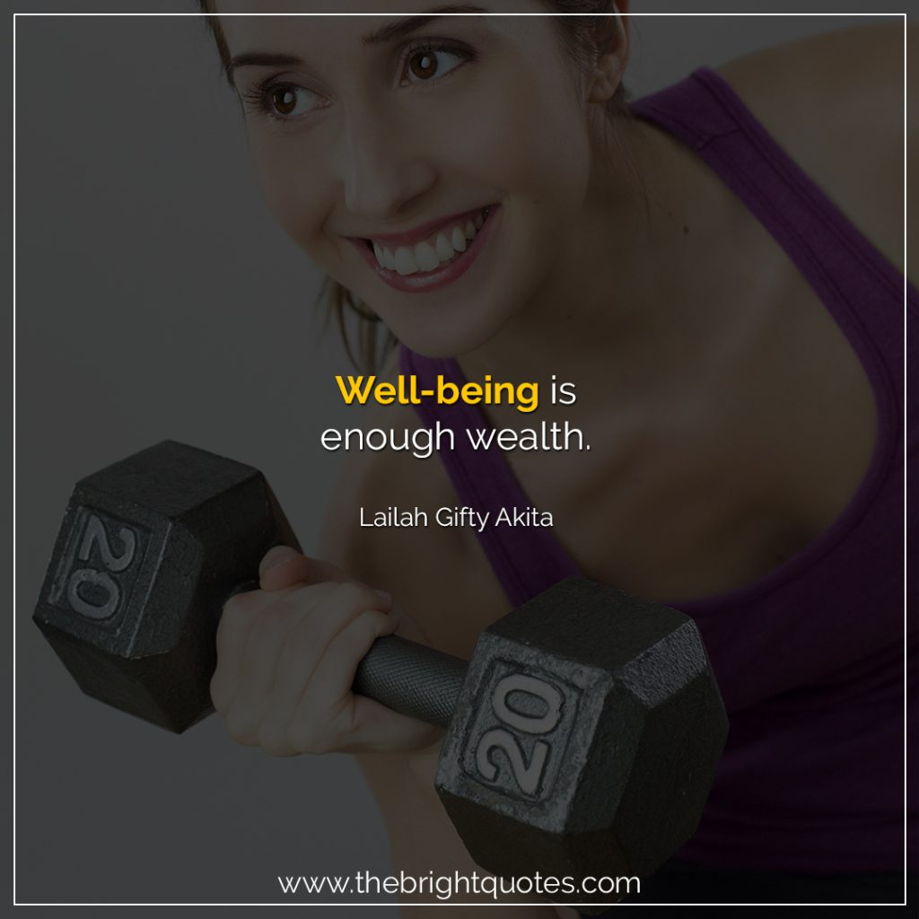 inspirationalquotesabout health and wellness