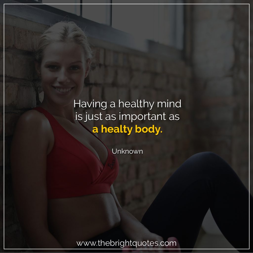 eathealthy stay healthy quotes