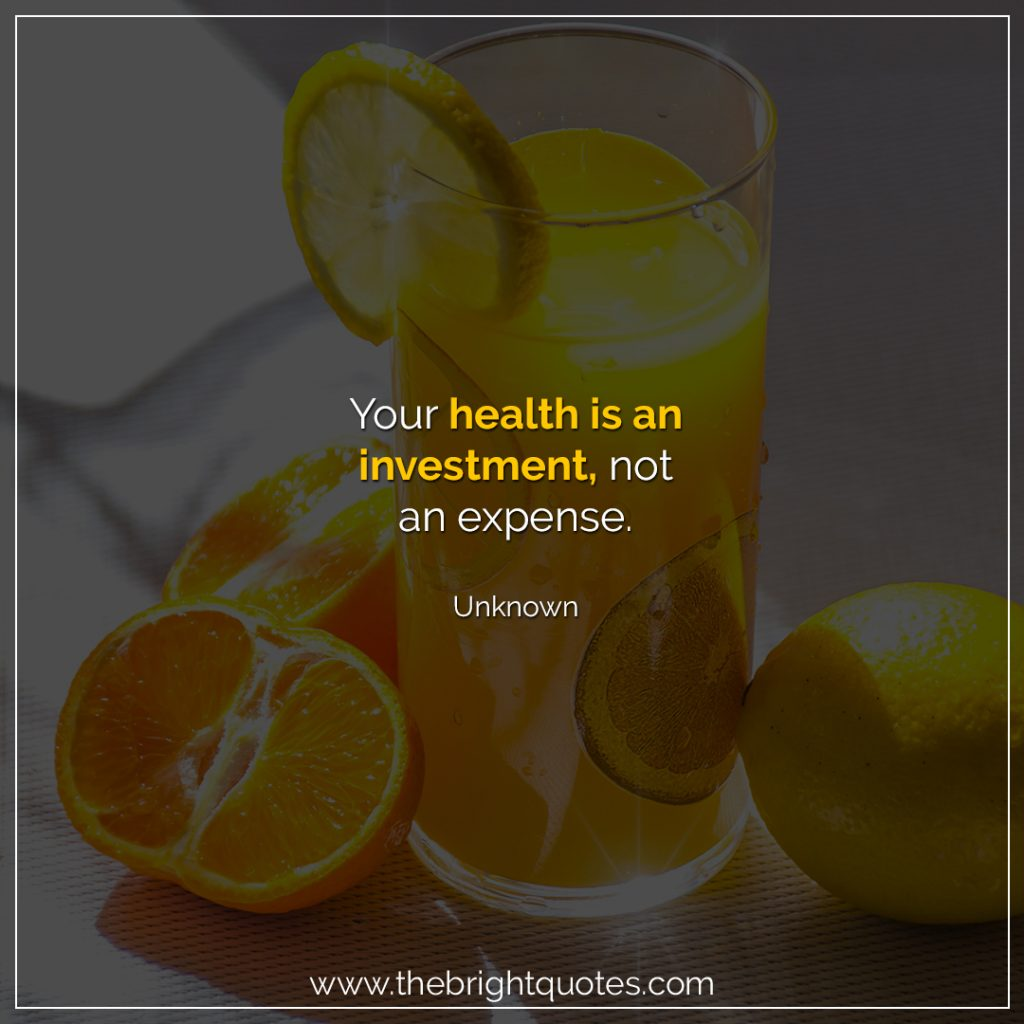 health is wealthmeaning