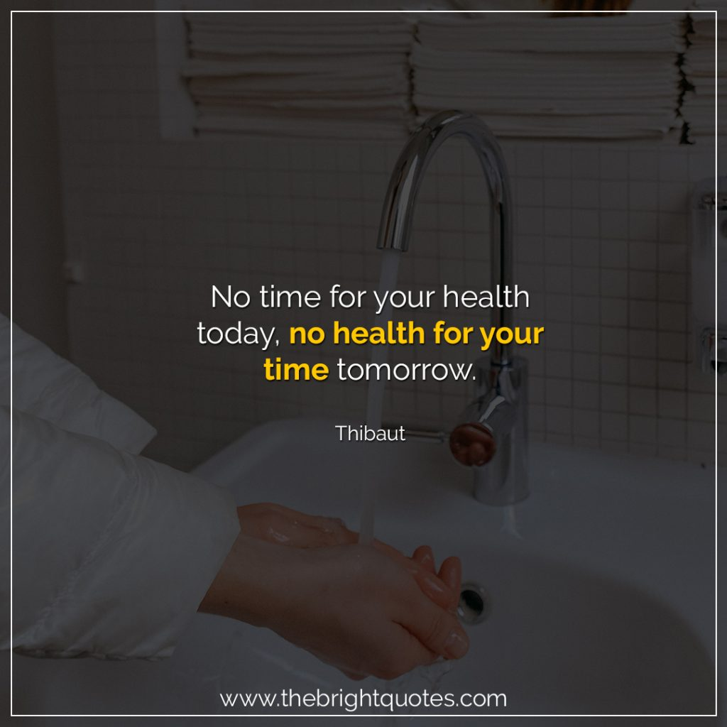 eat healthy stay healthy quotes