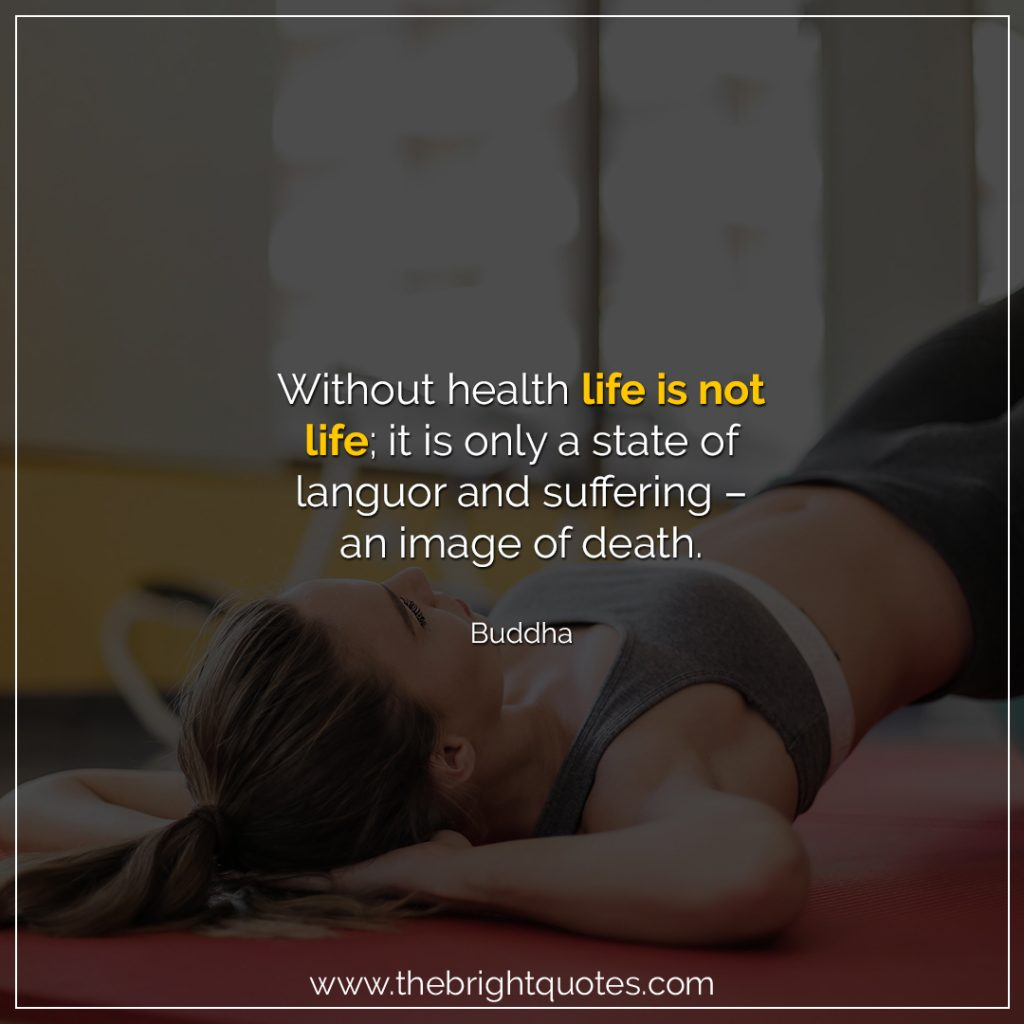 good healthquotes