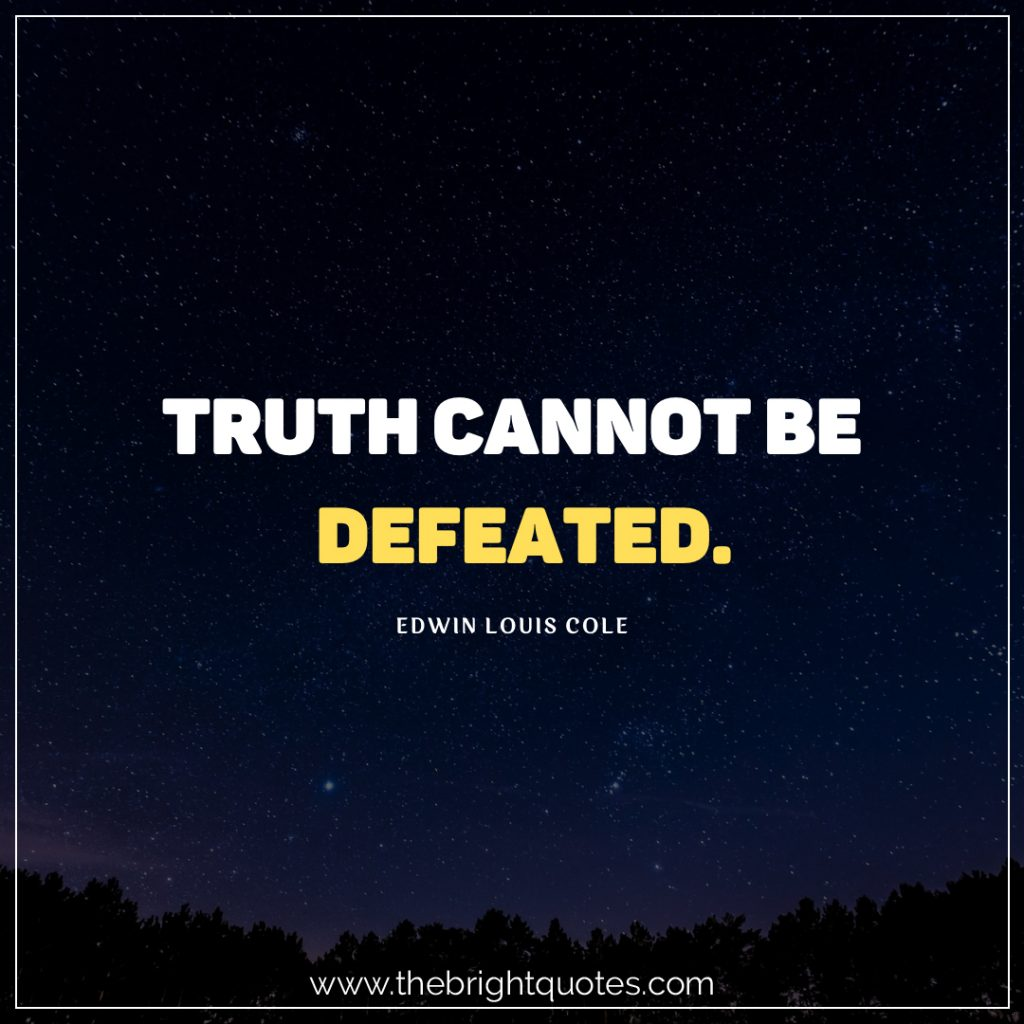 quotes about truth