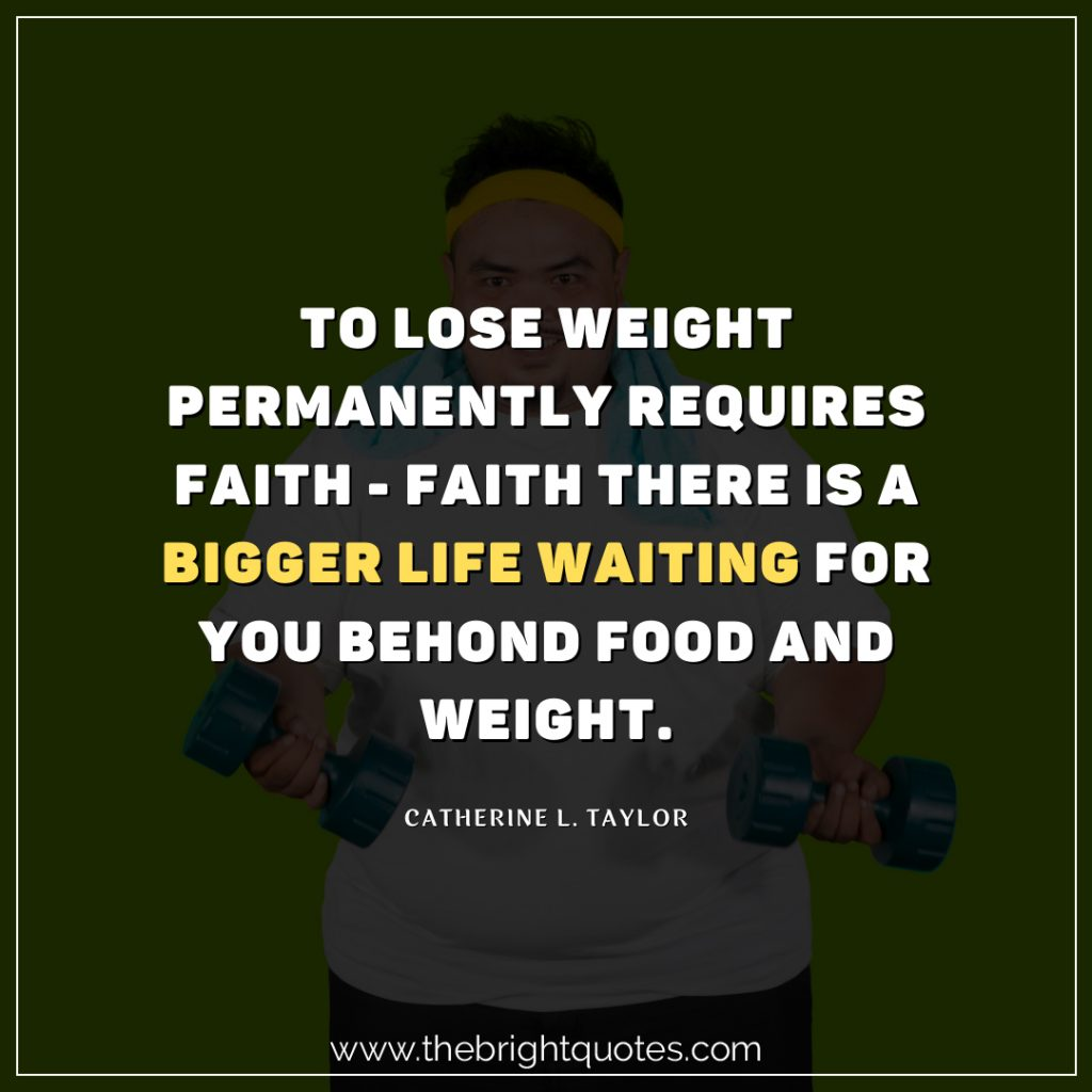 psychology of weight loss motivation
