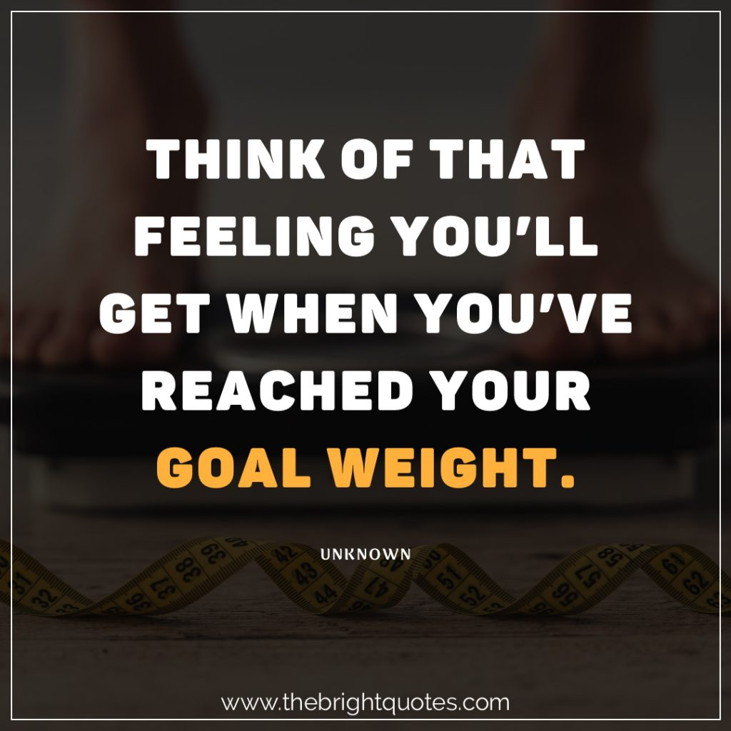inspirational weight loss quotes pictures