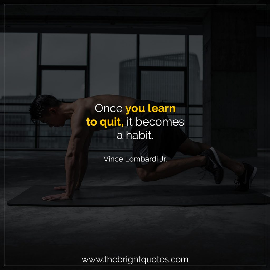 quotes for exercise