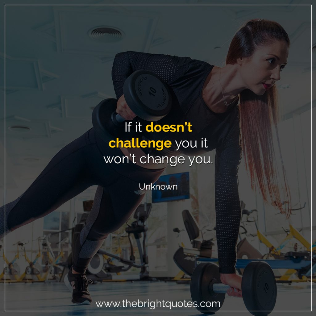 if doesn't challange you