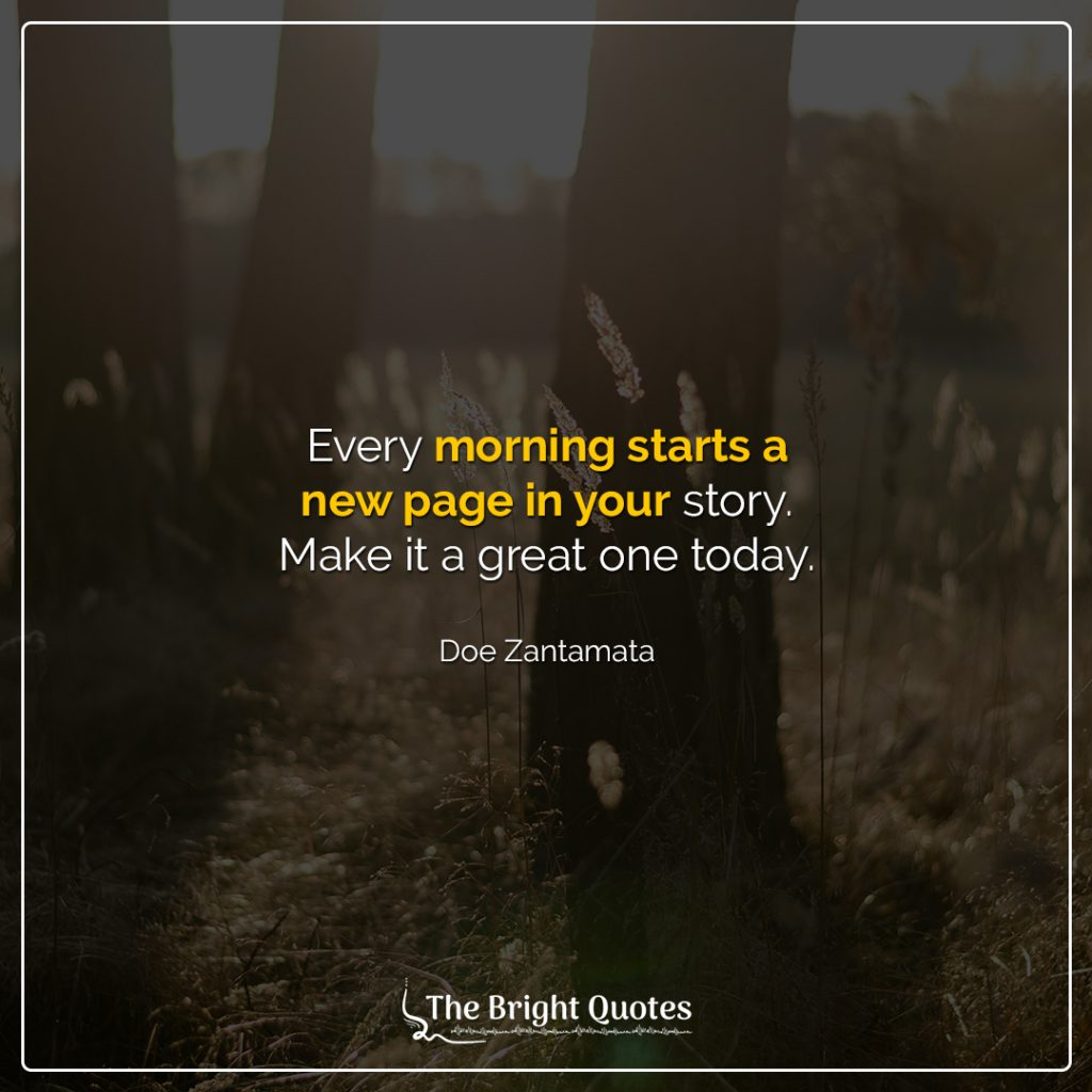good morning motivation quotes
